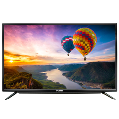 HUIDI Smart LED TV with Soundbar 55 inch