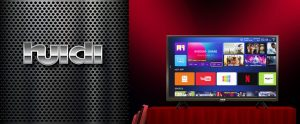 huidi 32 inch smart led tv