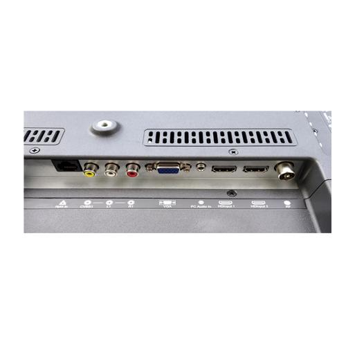 HUIDI - (Smart Jack-Connection) Smart LED TV with Soundbar 55 inch