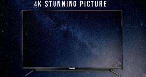 Smart TV features of Huidi TV