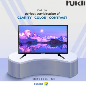 huidi 32 inches led tv